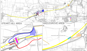Phase 1 Construction Drawing Sparkford to Ilchester