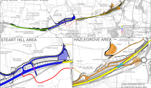 Phase 3 Construction Drawing Sparkford to Ilchester